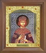 Константин, Св.Р.Ап. Икона в деревянной рамке с окладом (Д-26псо-131)