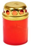 Неугасимая лампада 12 П-01 красная