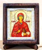 Мария Магдалина, Икона Византикос, полуоклад, 8Х6