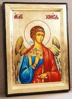 Ангел Хранитель, икона Греческая, 17 Х 23
