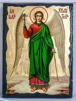 Ангел Хранитель (рост), икона синайская, 21x28