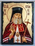 Лука Крымский, икона синайская, 21x28