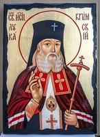 Лука Крымский, икона синайская, 30x42