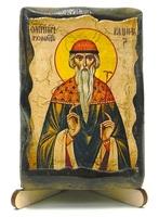 Вадим, Св.Муч., икона под старину, на дереве (8x10)