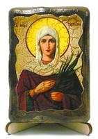 Татьяна, Св.Муч., икона под старину, на дереве (8x10)