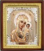 Казанская Б.М.,икона в деревянной рамке (Д-18пс-08)