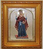 Нерушимая стена Б.М. Икона в багетной рамке 14 Х 16