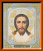 Спаситель (7). Малая аналойная икона
