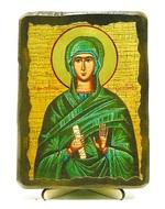 Елизавета, Св.ВлМч, икона под старину, на дереве (13х17)