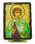 Вонифатий, Св.Муч., икона под старину, на дереве (13х17)