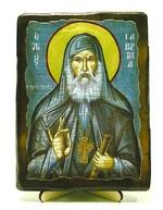 Гавриил, Св.Старец, икона под старину, на дереве (13х17)