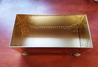 Ящик для огарков с узором