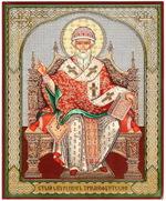 Спиридон Тримифунтский (08-182), лик 10Х12