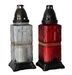 Неугасимая лампада 48-09 красная